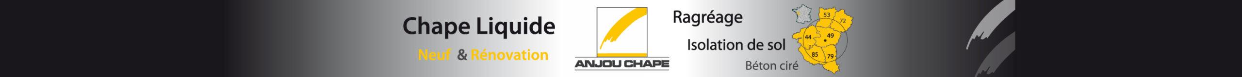 ANJOU CHAPE – Réalisations de chape liquide maine et loire (49), chape fluide, chape allégée avec isolation de sol et rénovation de sol, béton ciré 49, ragréage par Anjou Chape Logo